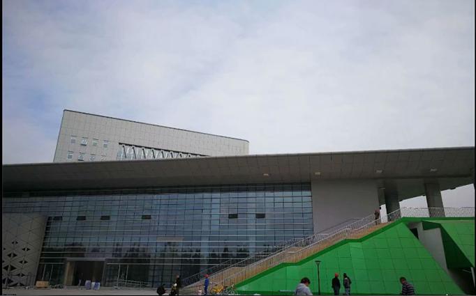郫都区体育馆会议中心成都新房除甲醛